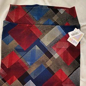 Lularoe Cassie skirt - brand new